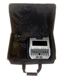 steno machine rolling cases
