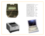 Steno machine packages
