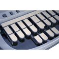 Leather KeyPads color beige
