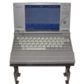 Miniature toshiba w/stand & realtime kit for Stentura® (for older court reporting software)