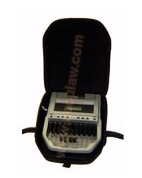 luminex steno machine