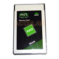 Flash PCMCIA SRAM Memory Card