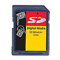 SD Memory Card for élan Mira® A3 & Stentura® Fusion