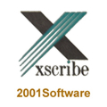 Xscribe 2001 Court Reporting Software
