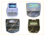 Professional steno machines