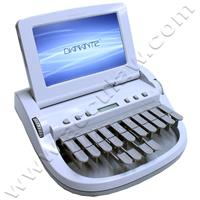 Stenograph® Diamante® Writer Front View