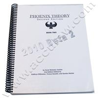 Phoenix Theory Book Two Second Edition 2010 Beta