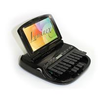 Stenograph Luminex Writer Black Splash Screen
