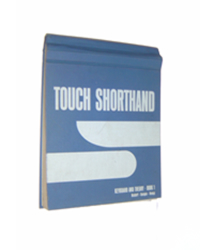 Touch Shorthand Keyboard and Theory Book 1