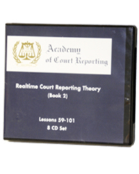 Academy of court reporting RealtimeTheory