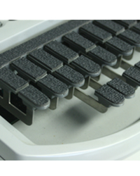 Textured Rubber keypads