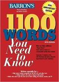 Barron's 1100 Words You Need to Know Fifth Edition